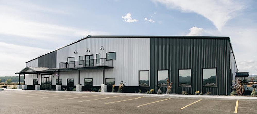 NanaMacs's new building